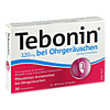 Tebonin 120 mg bei Ohrgeräuschen, 30 Stück, Dr.Willmar Schwabe GmbH & Co. KG
