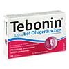 Tebonin 120 mg bei Ohrgeräuschen, 60 ST, Dr.Willmar Schwabe GmbH & Co. KG