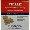 TIELLE HYDRO VERBAND STERIL 11x11cm, 10 ST, Emra-Med Arzneimittel GmbH
