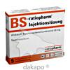 BS-ratiopharm 20mg/ml Injektionsloesung, 5 ST, ratiopharm GmbH