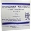 VERBANDZELLSTOFF WATTEBLÄTTCHEN HOCHGEBL.20x20CM, 300 G, Kerma Verbandstoff GmbH