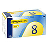 novofine 8 Kanülen 0.30x8mm, 100 ST, Medi-Spezial