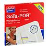 GoTa-POR Wundpflaster steril 100mmx80mm, 5 ST, Gothaplast GmbH