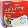 GoTa-POR Wundpflaster steril 100mmx80mm, 50 ST, Gothaplast GmbH