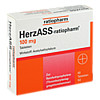 HerzASS-ratiopharm 100 mg, 50 ST, ratiopharm GmbH