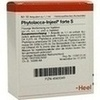 Phytolacca-Injeel forte S, 10 ST, Biologische Heilmittel Heel GmbH