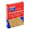 GOTHAPLAST WUNDPFLAST 4 GR, 18 ST, Gothaplast GmbH