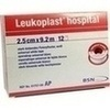 LEUKOPLAST HOSPIT 9.2X2.5, 12 ST, Bsn Medical GmbH
