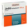 Jodid-ratiopharm 200 ug, 50 Stück, ratiopharm GmbH