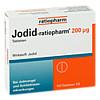 Jodid-ratiopharm 200ug, 100 Stück, ratiopharm GmbH