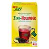 apoday Holunder Vitamin C + Zink o. Zuckerzusatz, 10X10 G, WEPA Apothekenbedarf GmbH & Co KG