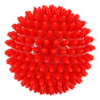 Massageball Igel rot 9cm, 1 ST, Param GmbH
