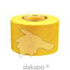 Tape 3.8cmx10m gelb, 1 ST, Fink & Walter GmbH