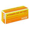 VITAMIN D 3 HEVERT, 50 Stück, Hevert Arzneimittel GmbH & Co. KG