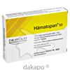 HÄMATOPAN 50 überzogene Tabletten, 20 ST, Dr. August Wolff GmbH & Co. KG Arzneimit