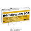 HÄMATOPAN 100 überzogene Tabletten, 20 ST, Dr. August Wolff GmbH & Co. KG Arzneimit