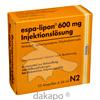 ESPA LIPON INJ 600, 10X24 ML, Esparma GmbH