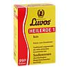 Luvos Heilerde 1 fein, 950 Gramm, Heilerde-Gesellschaft Luvos Just GmbH & Co. KG