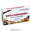 Vitaminchen Cassis Kaubonbon, 20 ST, Dr.Bosshammer Pharma GmbH