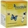 Freestyle Teststreifen, 50 ST, kohlpharma GmbH