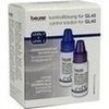 Beurer GL 40 Kontrolllösung, 1 ST, Beurer GmbH Gesundheit und Wohlbefinden