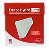 DracoHydro ultra trans Hydrokoll.Wundaufl.10x10cm, 10 ST, Dr. Ausbüttel & Co. GmbH