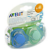 AVENT SCHNULLER FREEFLOW 6-18M BPA-FREI, 2 ST, Philips GmbH
