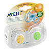 AVENT SCHNULLER FREEFLOW TREND 6-18M BPA-FREI, 2 ST, Philips GmbH