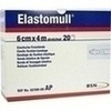 Elastomull 4mx6cm 2100 elast. Fixierb., 20 ST, Bios Medical Services GmbH