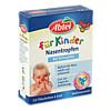 Abtei Nasentropfen für Kinder, 12X5 ML, Omega Pharma Deutschland GmbH