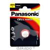 Panasonic Lithium Knopfzelle CR2016, 1 ST, Batterien-Spezialgroßhandlung G. Lenz Inh.: Michael Manthe E.K.