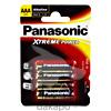 Panasonic Micro AAA LR03, 4 ST, Batterien-Spezialgroßhandlung G. Lenz Inh.: Michael Manthe E.K.