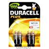 Duracell Plus 2400 Micro, 4 ST, Batterien-Spezialgroßhandlung G. Lenz Inh.: Michael Manthe E.K.