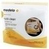 Medela Quick Clean Beutel, 5 ST, MEDELA