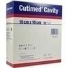 Cutimed Cavity 10x10cm Schaumverband nicht haftend, 10 ST, Bsn Medical GmbH