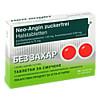 Neo Angin Halstabletten zuckerfrei, 24 ST, Eurimpharm Arzneimittel GmbH