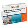 Omeprazol-ratiopharm SK 20mg magensaftres.Hartkap., 7 Stück, ratiopharm GmbH