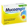 Mucoangin Minze 20mg Lutschtabletten, 18 ST, Sanofi-Aventis Deutschland GmbH GB Selbstmedikation /Consumer-Care