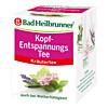 Bad Heilbrunner Kopf-Entspannungstee, 8 ST, Bad Heilbrunner Naturheilm. GmbH & Co. KG