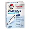 Doppelherz Omega-3 Konzentrat system, 30 ST, Queisser Pharma GmbH & Co. KG