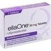 ellaone 30mg (Ulipristalacetat), 1 Stück, Hra Pharma Deutschland GmbH