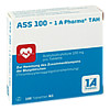 ASS 100 - 1 A Pharma TAH, 100 ST, 1 A Pharma GmbH