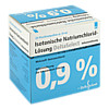 Isotonische NaCl 0.9% DELTAMEDICA Plastik Ampulle, 20X10 ML, DELTAMEDICA GmbH
