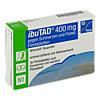 ibuTAD 400mg gegen Schmerzen und Fieber Filmtabl., 10 Stück, TAD Pharma GmbH