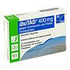 ibuTAD 400mg gegen Schmerzen und Fieber Filmtabl., 20 Stück, TAD Pharma GmbH