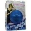 Gymnastikball 55cm blau-metallic, 1 ST, Careliv Produkte Ohg