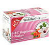 H&S Hagebutte mit Hibiskus, 20 ST, H&S Tee - Gesellschaft mbH & Co.