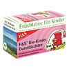 H&S Bio Kinder Durstlöschtee Filterbeutel, 20 ST, H&S Tee - Gesellschaft mbH & Co.