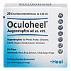 OCULOHEEL Augentropfen ad us.vet.Einzeldosispip., 20 Stück, Biologische Heilmittel Heel GmbH
