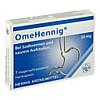 OmeHennig 20MG magensaftresistente Hartkapseln, 7 Stück, Hennig Arzneimittel GmbH & Co. KG